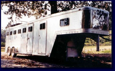 Featherlite Horse Trailer For Sale